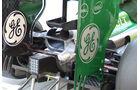 Caterham - Formel 1 - Test - Bahrain - 20. Februar 2014