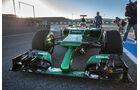 Caterham - Jerez-Test 2014