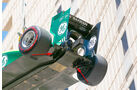 Caterham - Technik - GP Monaco 2014