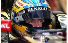 Charles Pic - Lotus - Formel 1 Test - Abu Dhabi - 25. November 2014