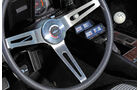 Chevrolet Camaro SS, Lenkrad, Mittelkonsole