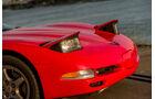Chevrolet Corvette C5, Frontscheinwerfer