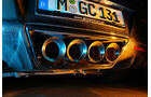 Chevrolet Corvette, Endrohre