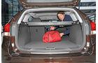 Chevrolet Cruze 1.7 D SW LT+, Kofferraum, Sitz umklappen