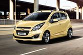 Chevrolet Spark Facelift 2012