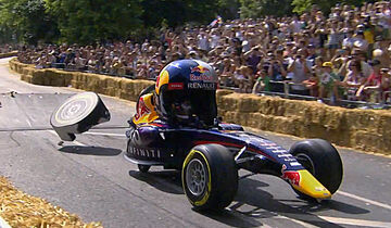 Christian Horner - Seifenkistenrennen - Red Bull - London - 2013