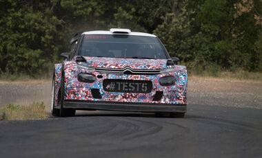 Neue Rallye-Autos für 2017