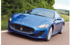 Coupés bis 150 000 €, Maserati GranTurismo S