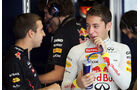 Da Costa & Frijns - Red Bull - Young Driver Test - Abu Dhabi - 8. November 2012