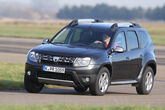 Dacia Duster dCi 110 4x 4, Frontansicht
