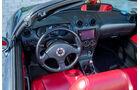 Daihatsu Copen, Cockpit