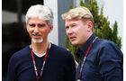 Damon Hill & Mika Häkkinen - Formel 1 - GP Australien - 16. März 2013