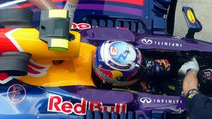 Daniel Ricciardo - Red Bull - Formel 1 - GP Malaysia - Sepang - 28. März 2014