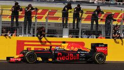 Red Bull jagt Ferrari