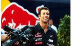 Daniel Ricciardo - Toro Rosso - Formel 1 - GP Italien - 6. September 2013