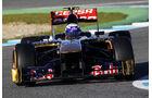 Daniel Ricciardo, Toro Rosso, Formel 1-Test, Jerez, 5.2.2013