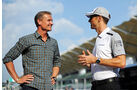 David Coulthard & Jenson Button - Formel 1 - GP Malaysia - 27. März 2014