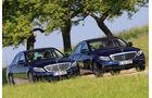 Der bessere Kauf: Mercedes C- und E-Klasse