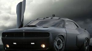 Dodge Challenger Airforce