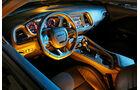Dodge Challenger Hellcat, Cockpit