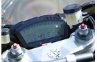 Ducati 848 EVO, Tacho