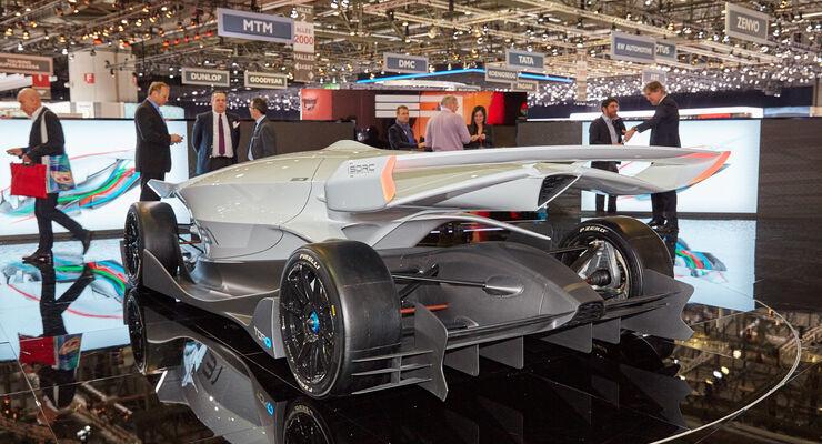 ED Design Torq auf dem Genfer Autosalon