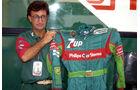 Eddie Jordan 1991 Spa GP Belgien