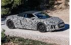 Erlkönig Audi R8 Spyder