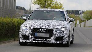 Erlkönig Audi RS3