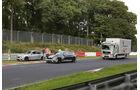Erlkönig BMW M3 Crash