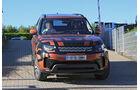 Erlkönig Land Rover Discovery