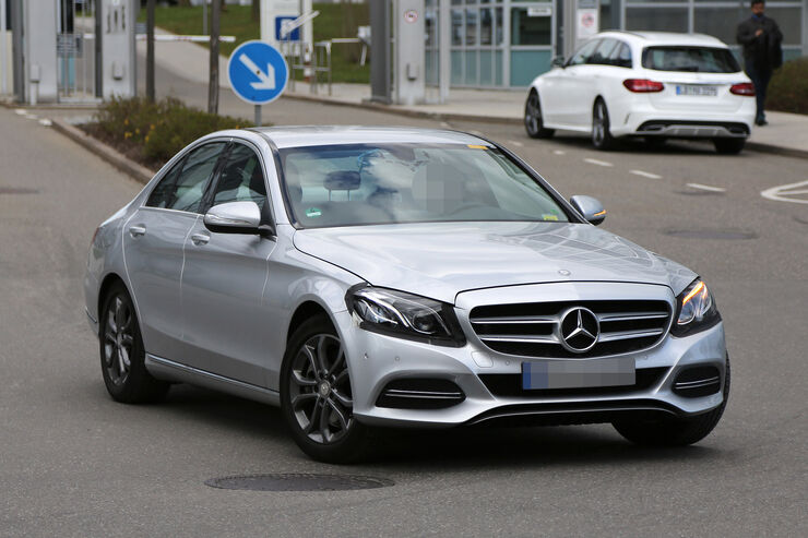 Reportage Mercedes Cls W