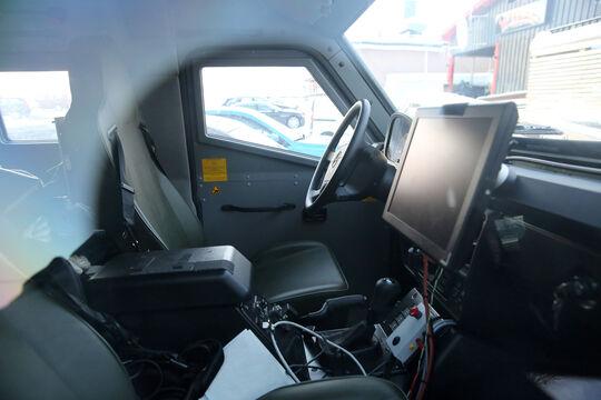 Erlkönig Mercedes G-Klasse LAPV