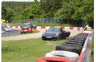Erlkönig Porsche 911 Turbo Facelift Crash