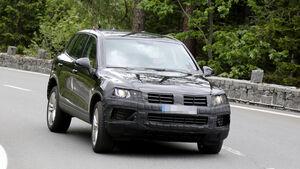 Erlkönig VW Touareg Facelift