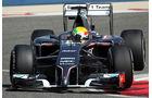 Esteban Gutiérrez - Sauber - Formel 1 - Bahrain - Test - 20. Februar 2014