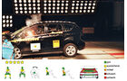 EuroNCAP-Crashtest, Ford C-Max, Frontal-Crashtest