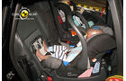 EuroNCAP-Crashtest, Ford C-Max, Kindersitz-Crashtest