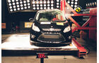 EuroNCAP-Crashtest, Ford C-Max, Pfahl-Crashtest