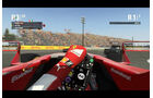 F1 2015 - GP Mexiko - Simulation