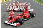 F1 Clienti, Team, Rennwagen