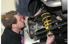 Fahrwerksumbau Mazda MX-5