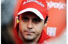 Felipe Massa - Ferrari - Formel 1 - GP USA - 14. November 2013