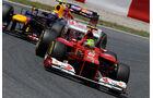 Felipe Massa GP Spanien 2012