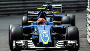 Felipe Nasr - GP Monaco 2016