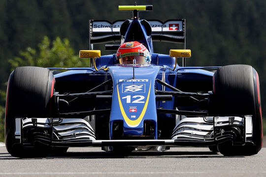 Felipe Nasr - Sauber - GP Belgien 2016