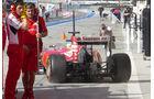 Fernando Alonso - Ferrari - Formel 1 - Bahrain - Test - 29. Februar 2014