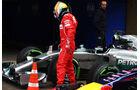 Fernando Alonso - Ferrari - Formel 1 - GP China - Shanghai - 19. April 2014
