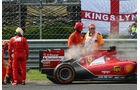 Fernando Alonso - Ferrari  - Formel 1 - GP Italien - 7. September 2014
