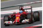 Fernando Alonso - Ferrari - Formel 1 - GP Spanien - Barcelona - 9. Mai 2014